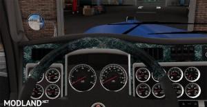 Kenworth W900 Luxury Interior