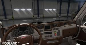 Peterbilt 579 Lux Interior, 3 photo
