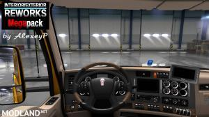 Interior/Exterior Reworks MEGAPack 1.7.1, 2 photo