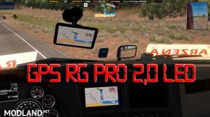 GPS RG PRO 2.0 LED