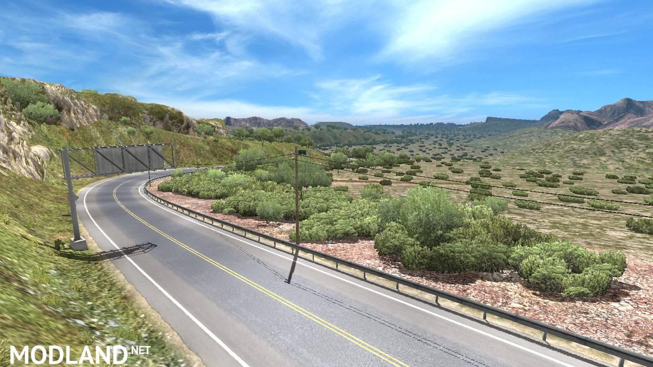 Viva Mexico Map V 1 0 Baja California Sur Project Mod For American
