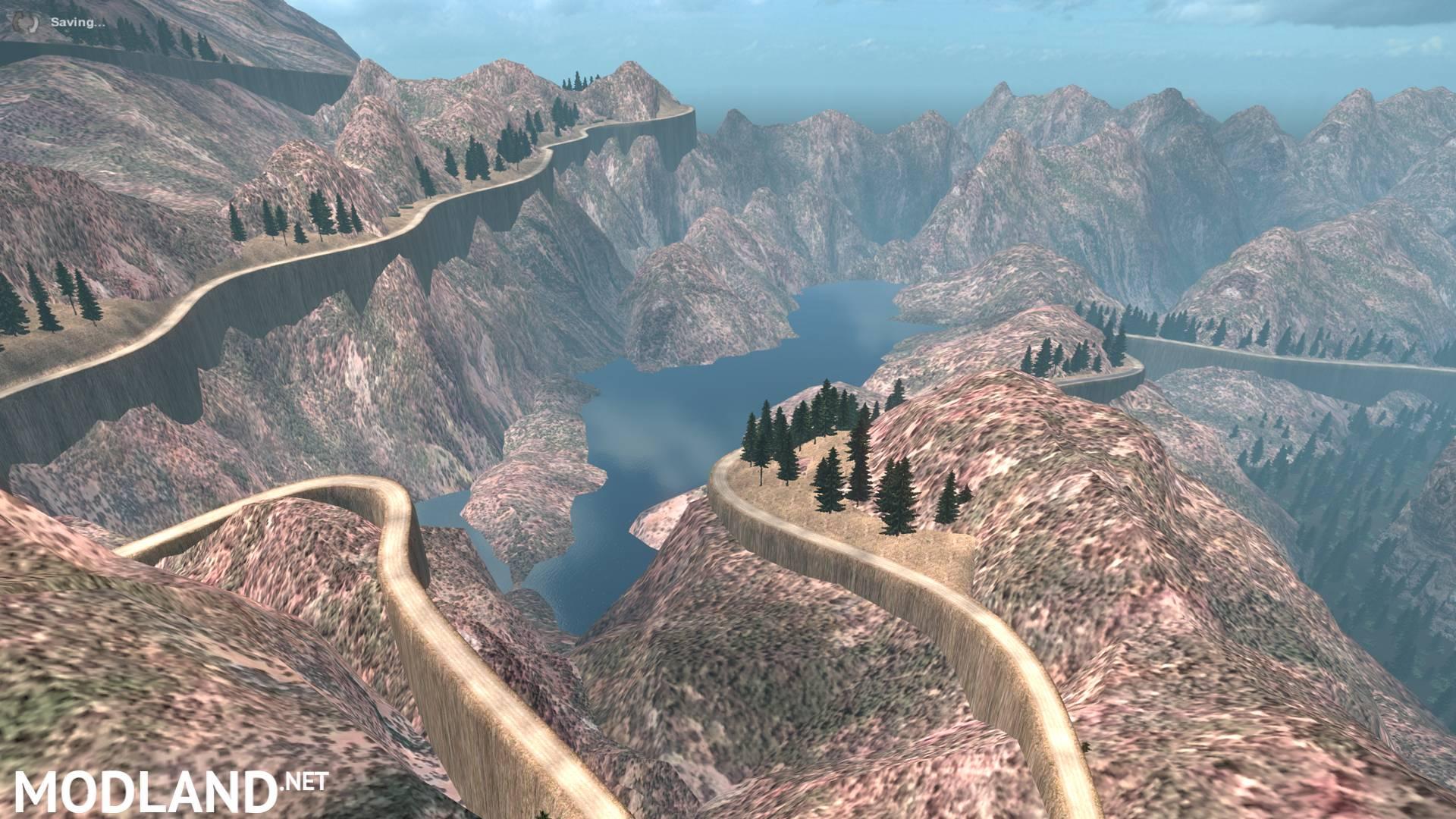 Mountain Roads Part 3 Mountain