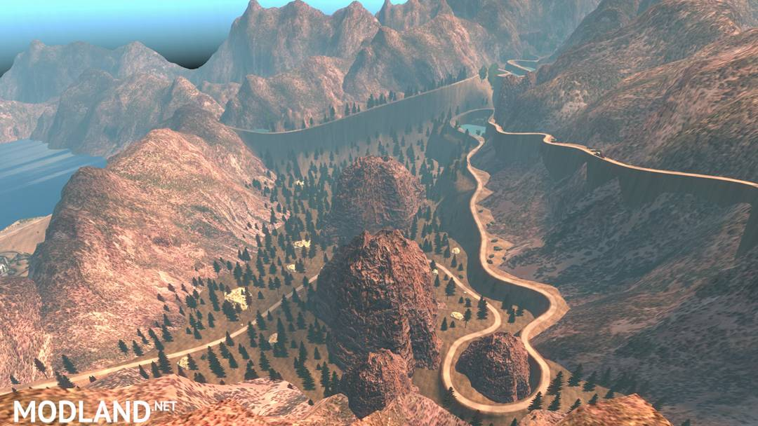 Mountain Roads Part 2(1.28)