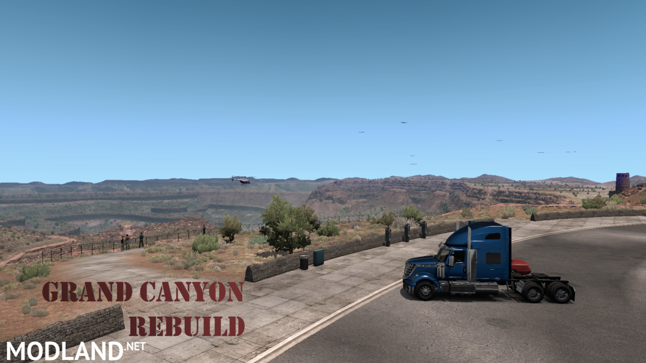 Grand Canyon Rebuild