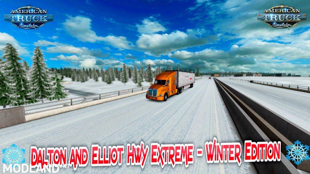 Dalton and Elliot Extreme - Winter Edition (1.36.x)