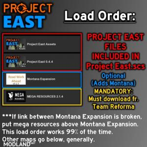Project East 0.4.4 - Idaho & Wyoming 1.36, 3 photo
