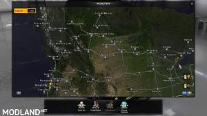 Coast to Coast Map - v2.7.1 1.34, 2 photo