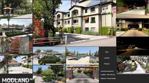 Super Luxury House By Farzad Ghadiri