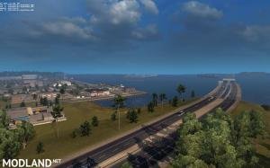 Coast to Coast Map - v2.3.36 non-DLC required (1.36), 3 photo