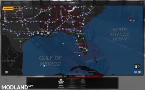 Coast to Coast Map v 2.8.0 1.35.x, 2 photo