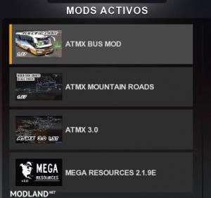ATMX COMPLETE MAP PACK FOR ATS 1.37, 2 photo