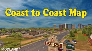 Coast to Coast Map v2.11.2 1.38b, 1 photo