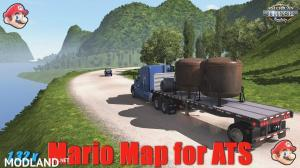 Mario Map for ATS update