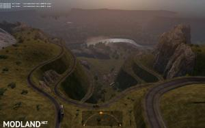 Map DLC Perú v 1.4 for ATS 1.6 and 1.28.x, 1 photo