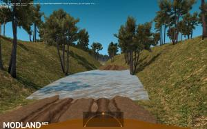 Map DLC Perú v 1.4 for ATS 1.6 and 1.28.x, 3 photo