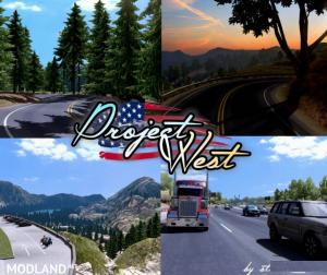 Project West v 1.2 – Yosemite National Park