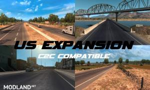 US Expansion v 2.5.1 (C2C Compatible), 1 photo