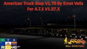 American Truck Stop v1.70
