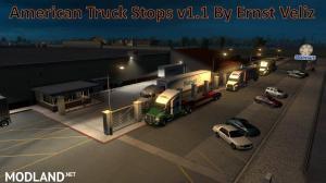 American Truck Stops v1.1 by Ernst Veliz 1.36.x, 3 photo