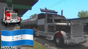 MAP OF WEST HONDURAS 1.36.x, 2 photo