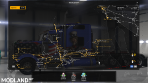 MARIO MAP FOR V1.6.X Fixed for ATS 1.6.x, 3 photo