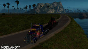 MARIO MAP FOR V1.6.X Fixed for ATS 1.6.x, 15 photo
