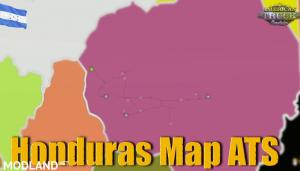 Honduras Map v 1.0 1.35.x, 3 photo
