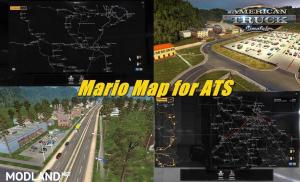 Mario Map for ATS [1.31.x], 1 photo