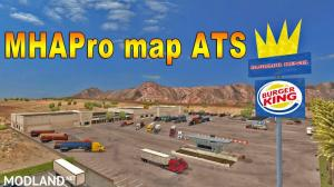 MHAPro Map for ATS 1.38.x, 1 photo