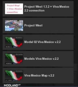 PROJECT WEST V1.3.2 + addon Vegas v1.6, 2 photo