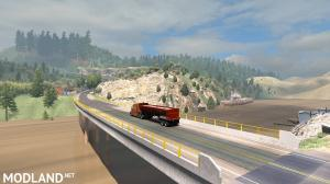 New Colombia Map Mod 2020 for American Truck Simulator 1.36/1.37, 3 photo
