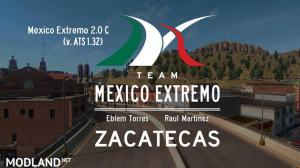 Mexico Extremo 2.0C for ATS 1.32