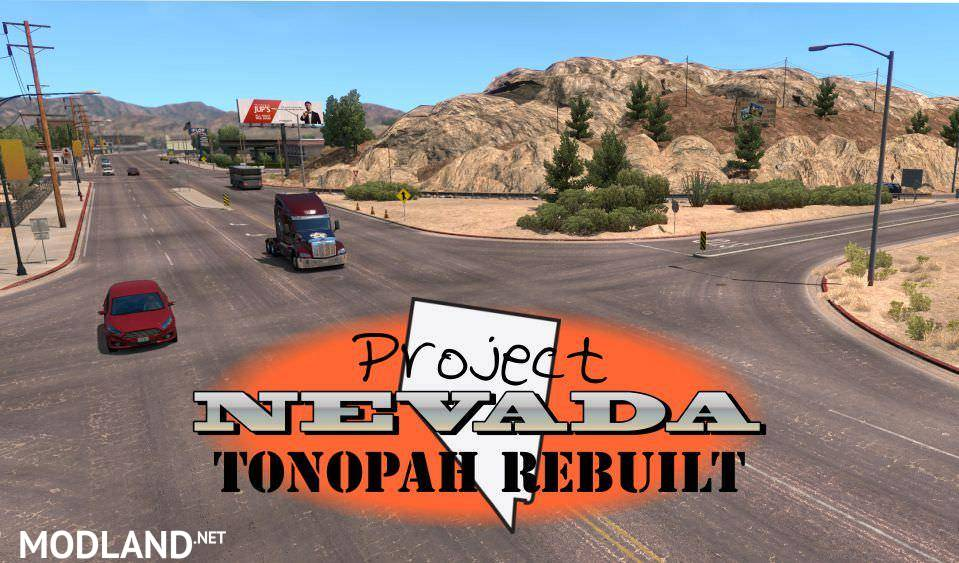 Photos Tonopah REBUILT v 101 mod for