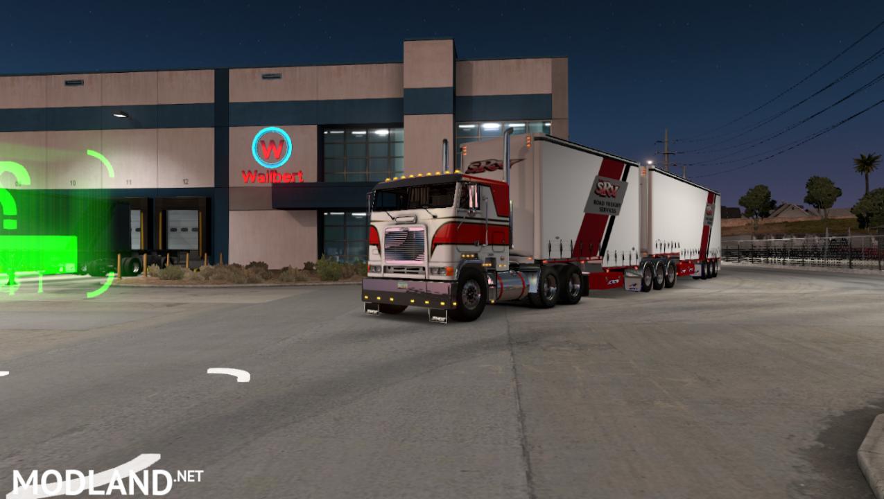 heavy haul automatic