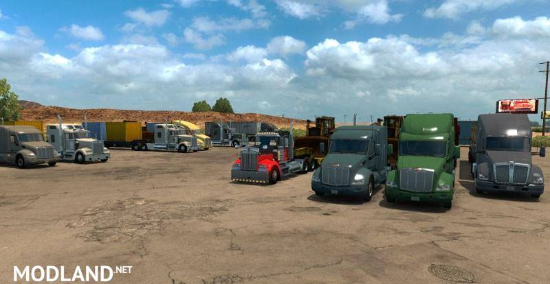MHAPro Map for ATS 1.3.1