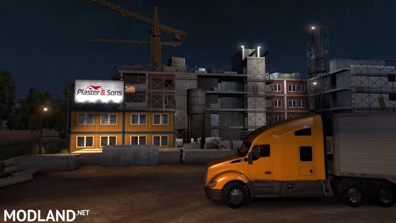 Sounds in American Truck Simulator