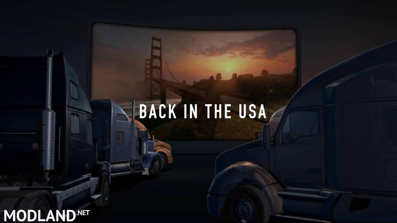 American Truck Simulator Teaser Video