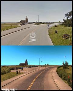 ATS Map vs Real Life, 3 photo