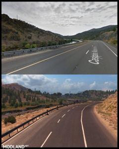 ATS Map vs Real Life, 6 photo