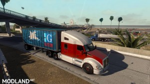American Truck Simulator Trucks, 10 photo