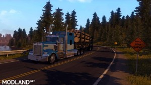American Truck Simulator Trucks, 12 photo