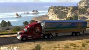 American Truck Simulator Trucks, 14 photo