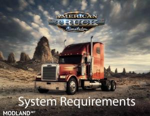 American Truck Simulator System Requirements, 1 photo