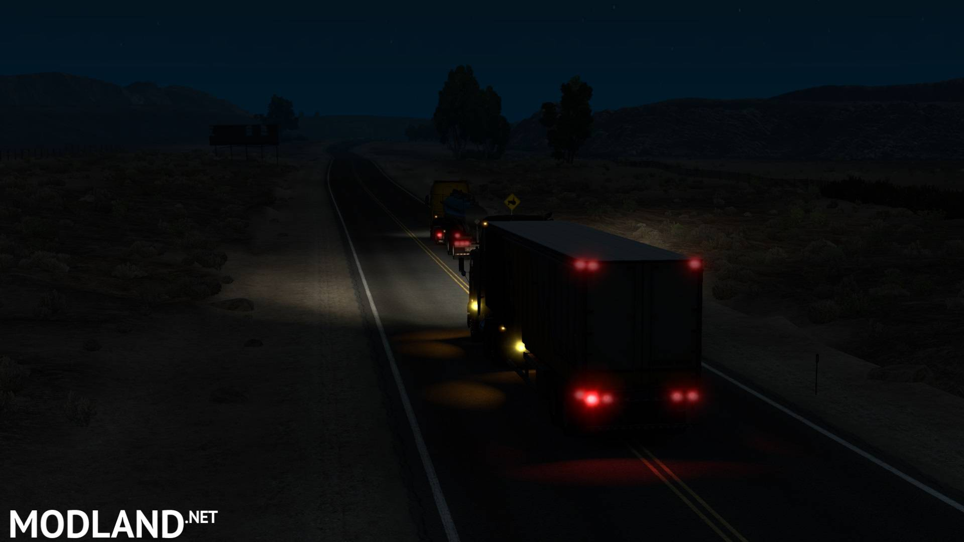 USA Realistic Miles, KM, Time & Better XP Tweak (FIXED) mod for American Truck Simulator, ATS