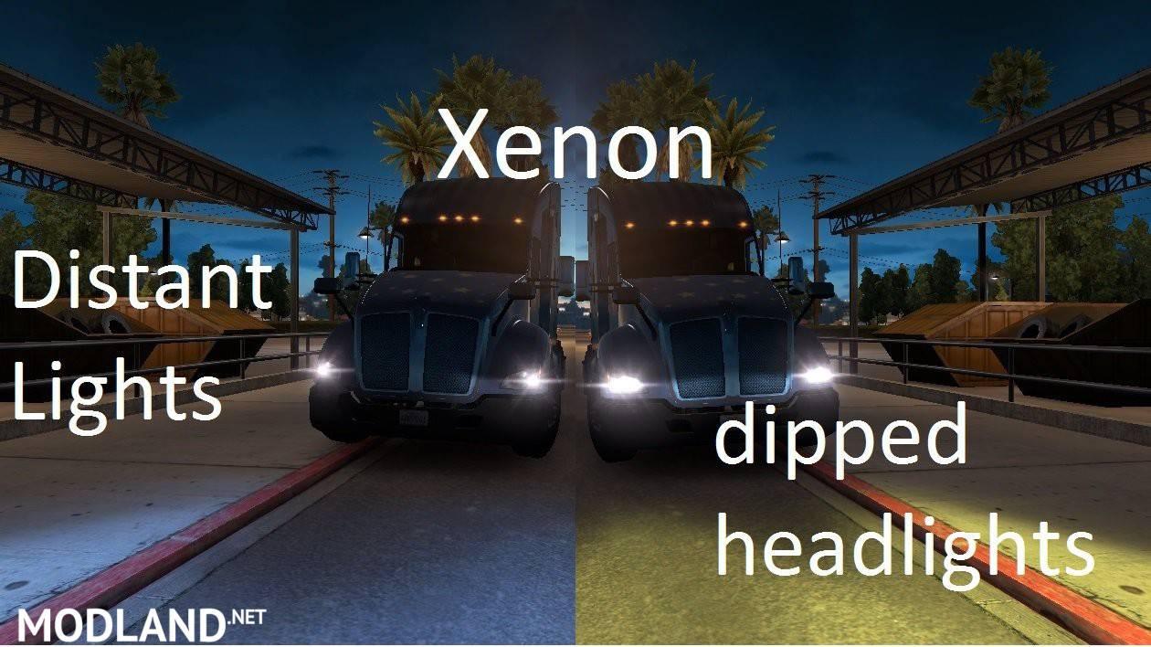 Xenon Lights Mod