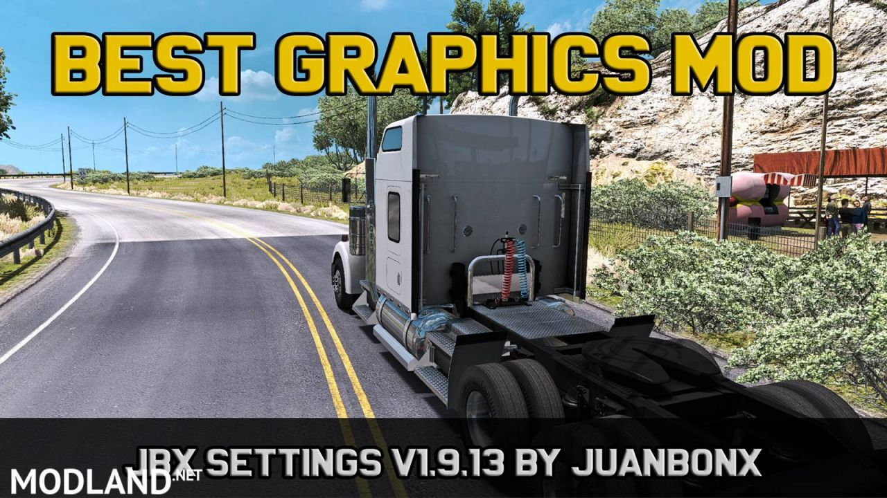 JBX Settings v1.9.13 - Reshade