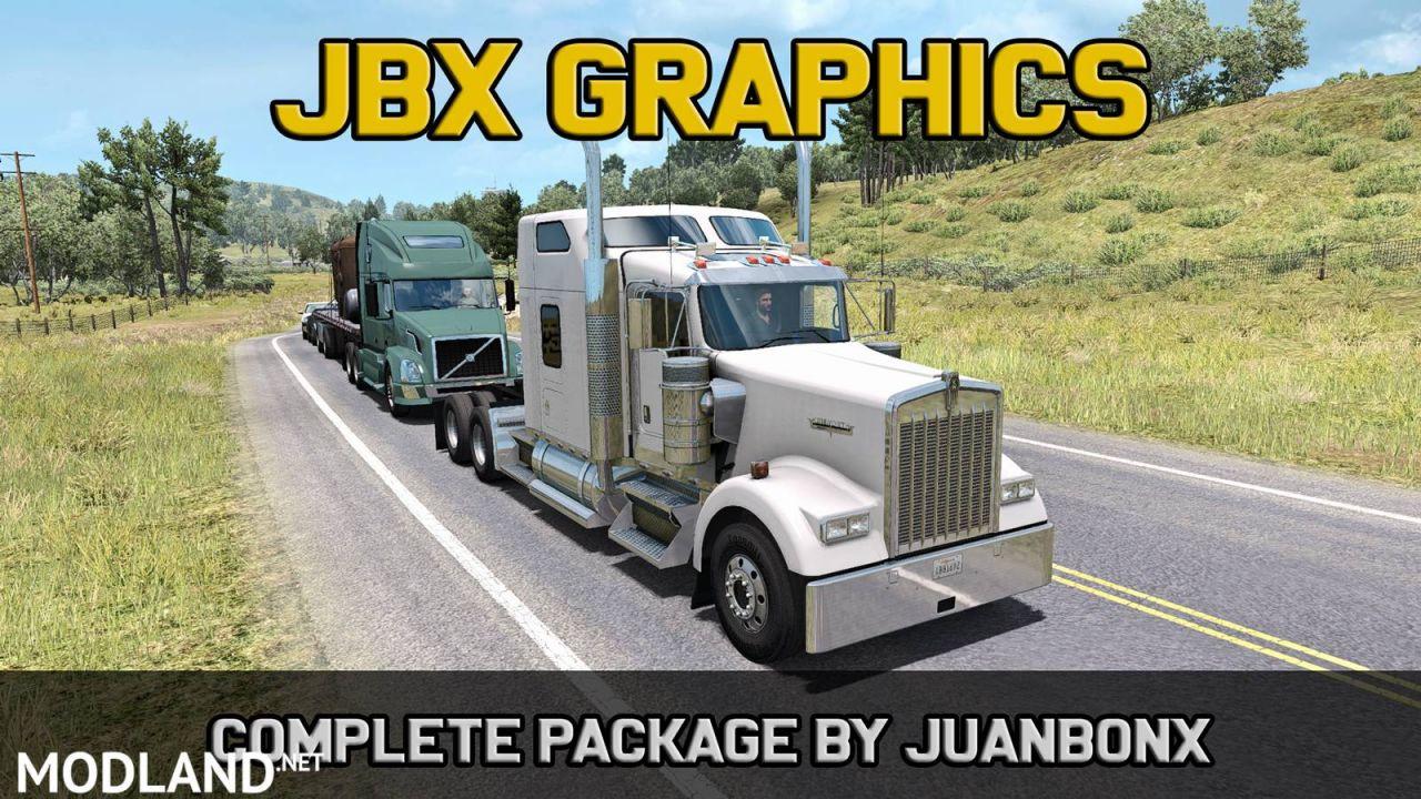 JBX Graphics - Complete Package (10-1-2019)
