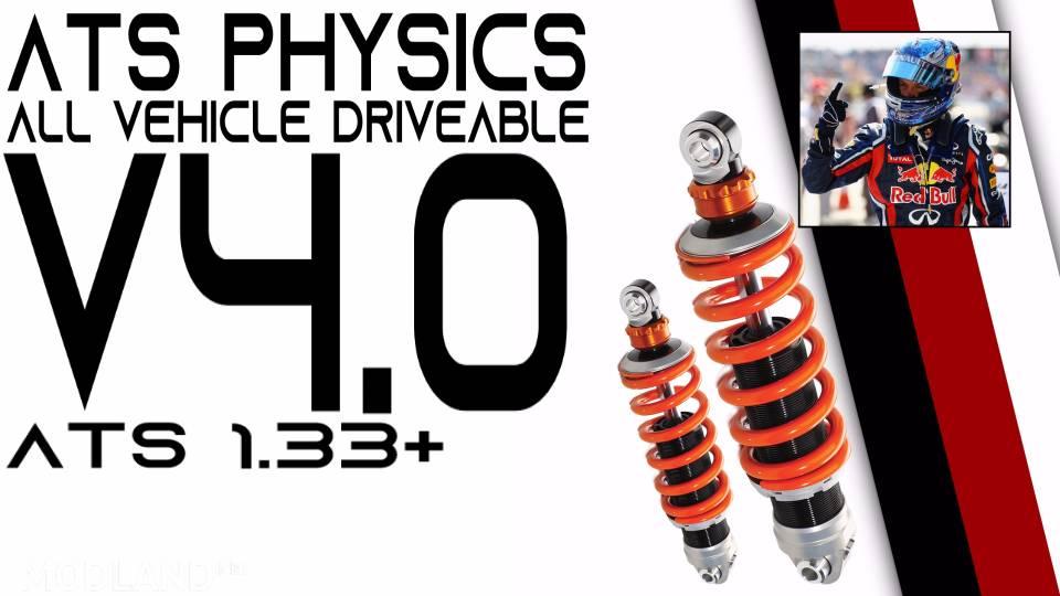 Truck Physics v 4.0 – oXyDe.DRIVERS
