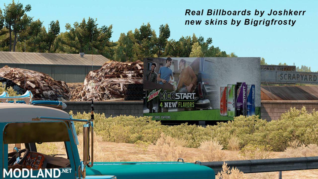 Real Billboards 2.0