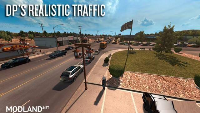 DP's Realistic Traffic 1.0 Beta 4
